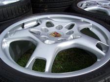 Alloy Wheel Refurbs
